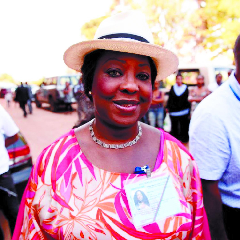 Fatma Samoura transférée  de l'ONU à la Fifa