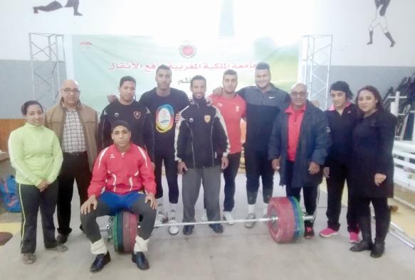 L'haltérophilie  marocaine présente  aux JO de Rio