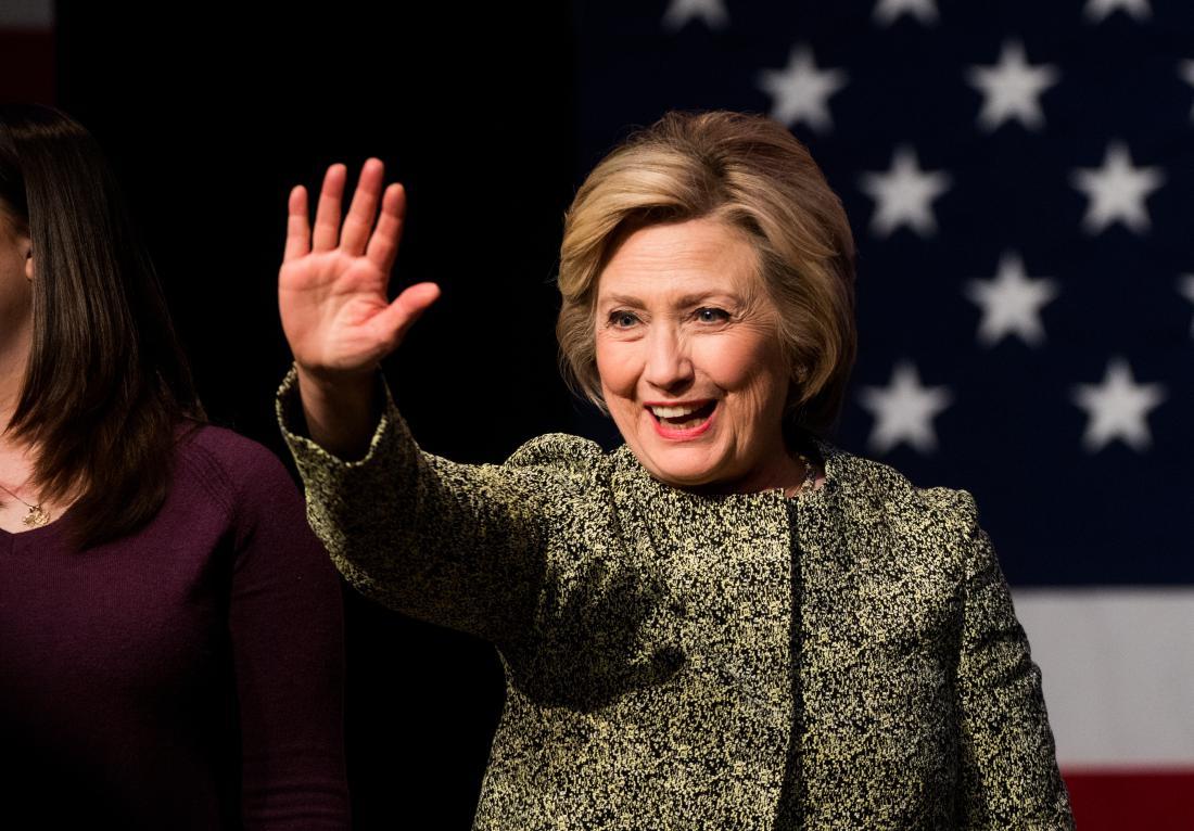 Les colistiers possibles de Hillary Clinton et Donald Trump