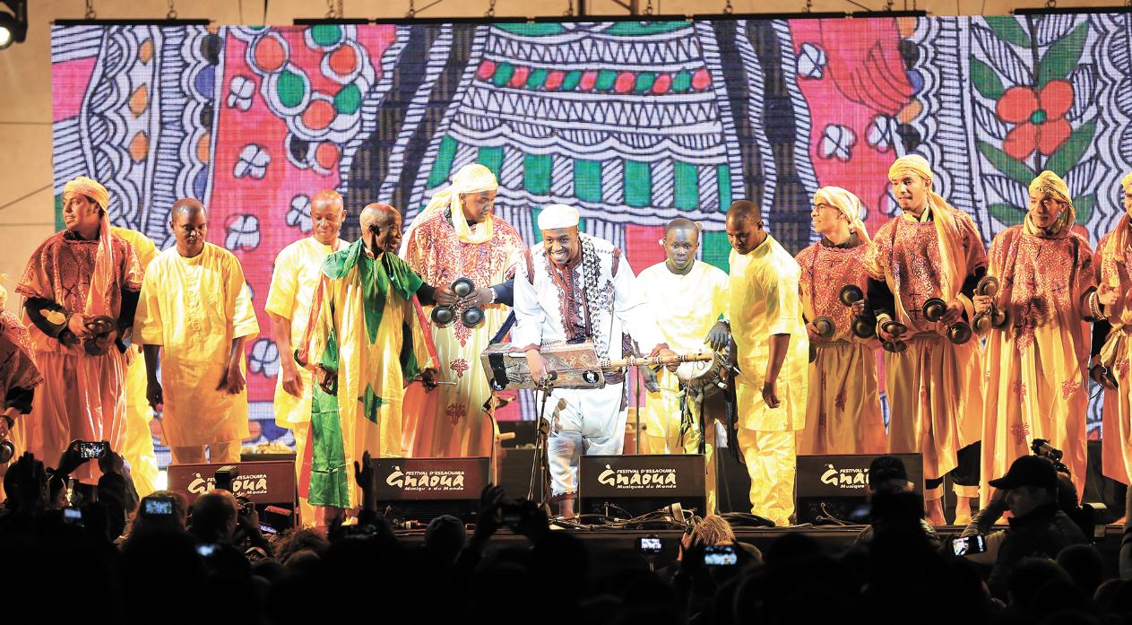 Sur les traces  de Mahmoud  Guinea et  Doudou  N'daye Rose…