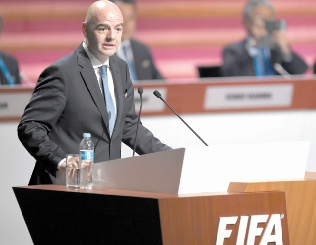 "Mark Pieth : Infantino ""se Blatterise"" déjà"