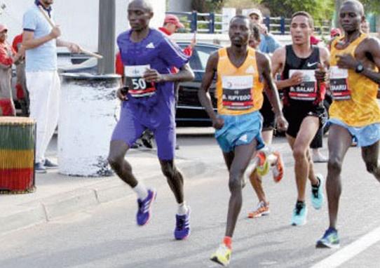 Domination kényane au Semi-marathon de Casablanca
