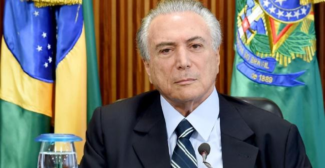 Baptême du feu social pour le contesté gouvernement Temer au Brésil