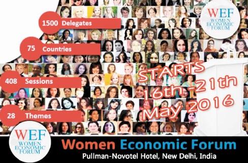 Forum économique des femmes à New Delhi