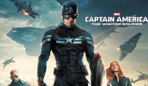 """Captain America"" toujours en tête du box-office"