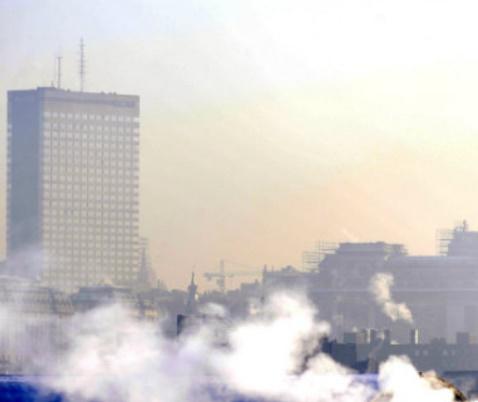 Qualité de l'air désastreuse dans la plupart des villes de la planète