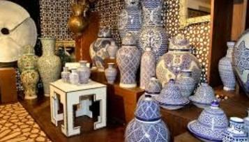 Les exportations d'artisanat grimpent