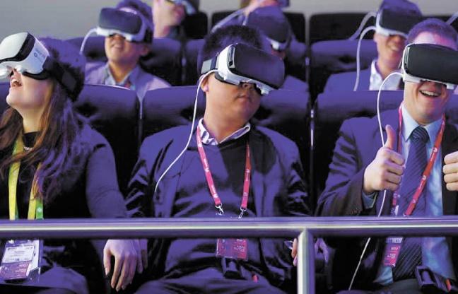 A Cannes, la révolution virtuelle est en marche