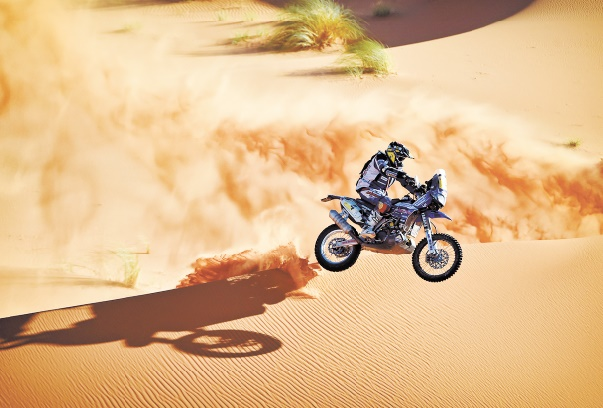122 concurrents  à l'Afriquia Merzouga Rally