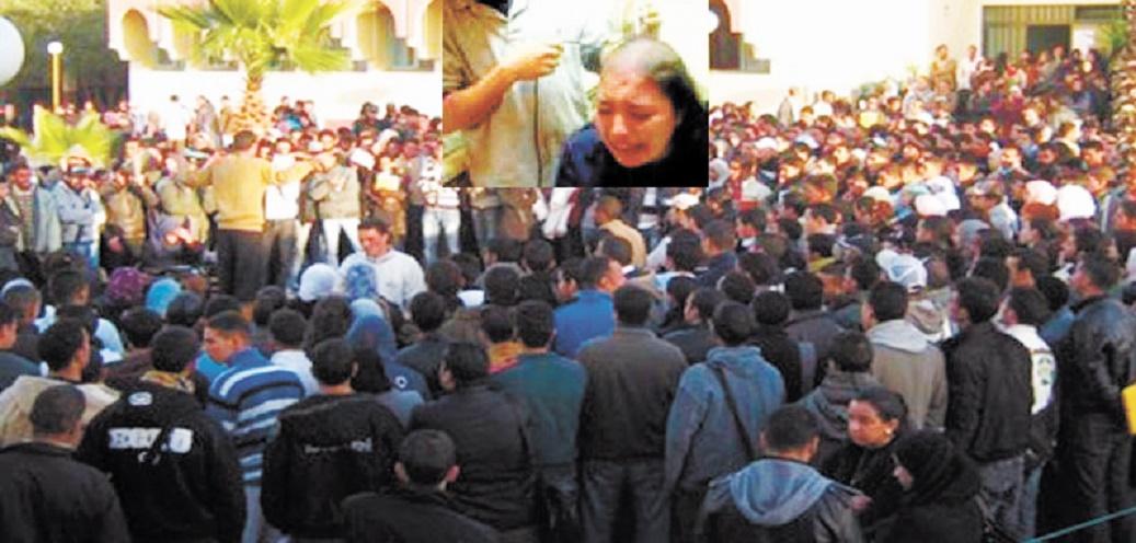 Horreur estudiantine : Une jeune fille violemment brutalisée à l'Université Moulay Ismaïl