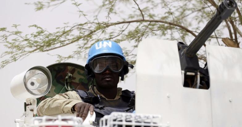 Cinq Casques bleus tchadiens tués dans une embuscade au Mali