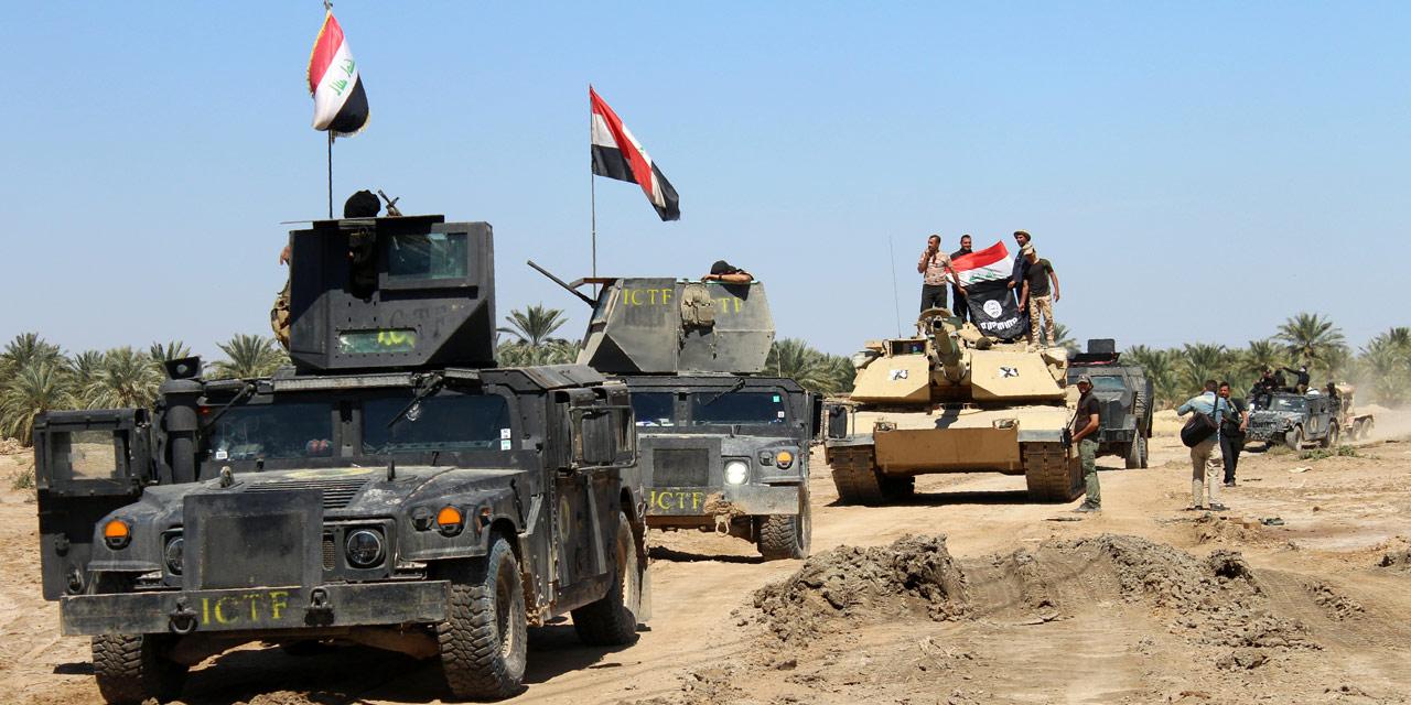 Offensive imminente de l'armée irakienne contre Falloudja