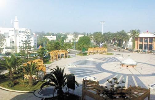 Les contraintes et perspectives de l'extension de l'espace urbain de Safi