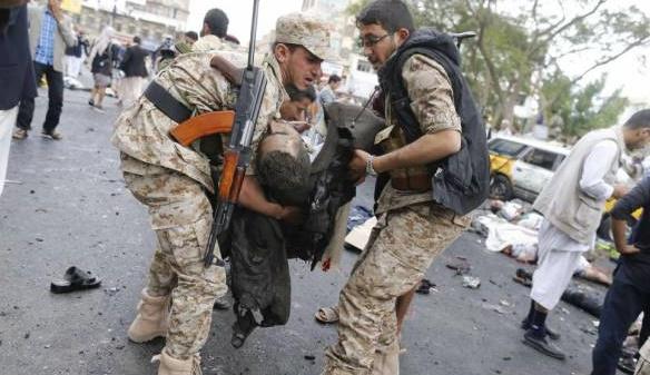 Attentats et catastrophes naturelles meublent le quotidien yéménite.