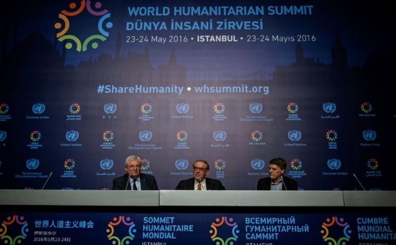 Un sommet à Istanbul pour transformer le système humanitaire mondial