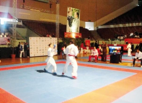 Consécration marocaine à la Coupe internationale Mohammed VI de karaté