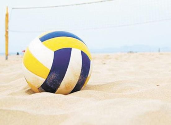 Championnats arabes de beach-volley à El Jadida