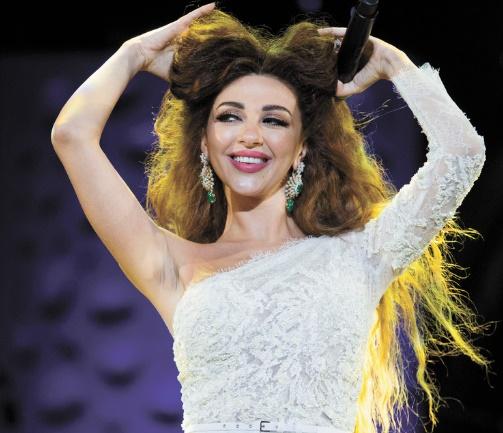 En artiste confirmée, Myriam Fares enchante le public de Mawazine avec ses multiples talents