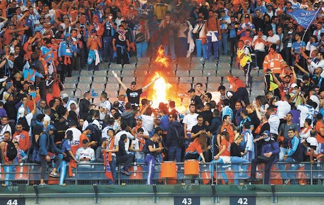 Les ratés de la sécurité au stade de France