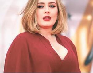 Adele signe un contrat record avec Sony
