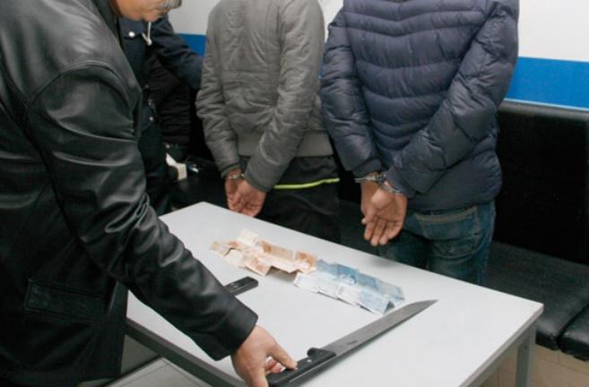 Arrestation à Nador de deux personnes soupçonnées du meurtre d'un chauffeur de taxi