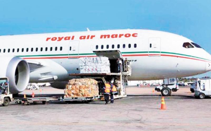 Les chiffres du transport aérien des marchandises au Maroc restent modestes