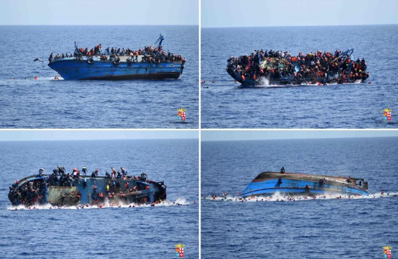 Deux nouveaux naufrages meurtriers de migrants rappellent leur drame en Méditerranée
