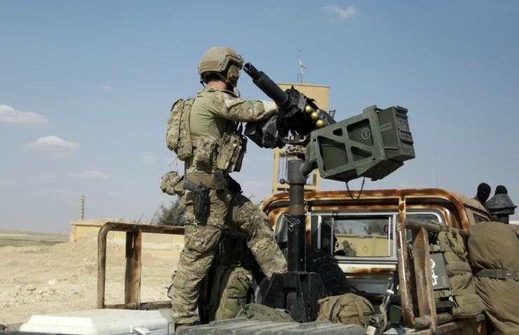 Les forces antijihadistes avancent en Syrie et en Irak