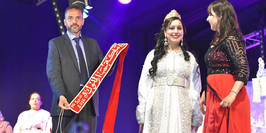 Zineb Dib, Miss cerisette 2016