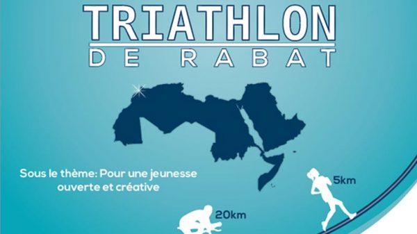 Lajili et Siwan s'adjugent le Triathlon de Rabat