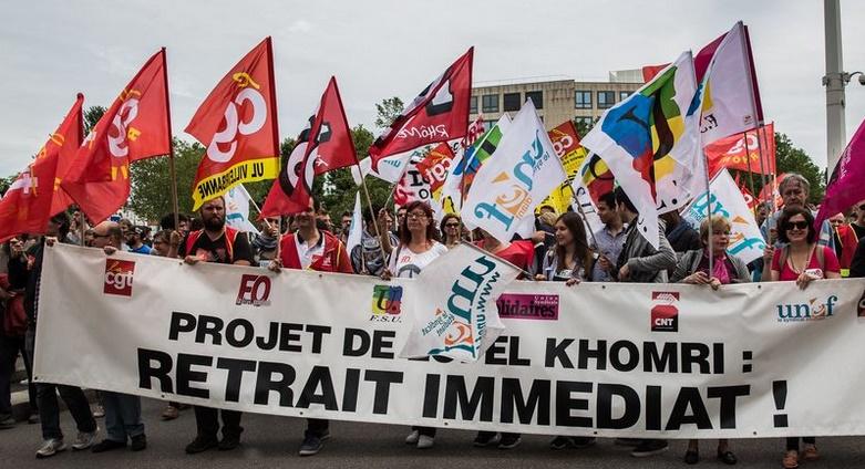 La France se prépare à une nouvelle semaine sociale agitée