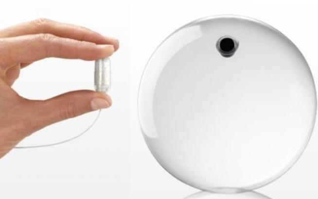 Pour perdre du poids, une pilule contenant un ballon qui se gonfle dans l'estomac