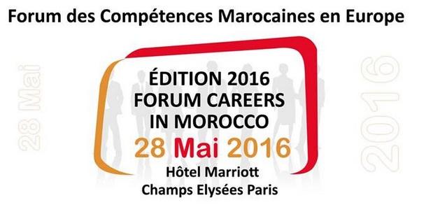Des compétences marocaines en Europe en prospection à Paris