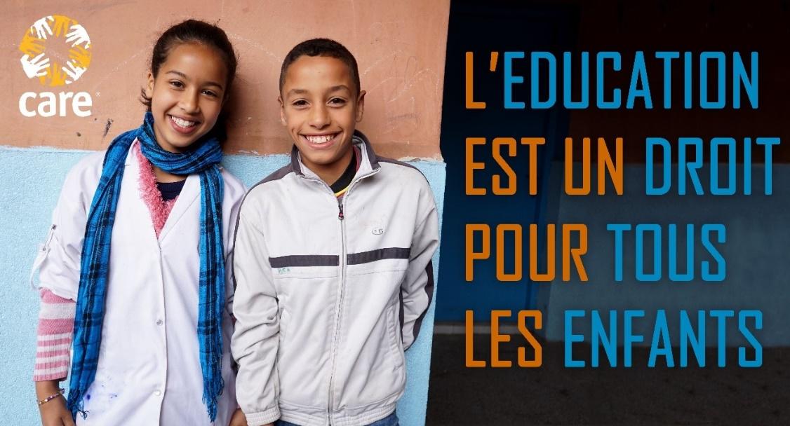 Une campagne de levée de fonds pour soutenir l'accès à l'éducation pour tous