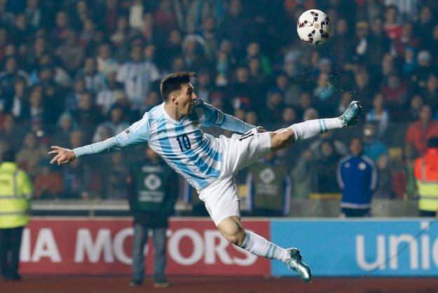 Un beau et sulfureux Centenaire avec les stars Messi et Suarez pour la Copa America