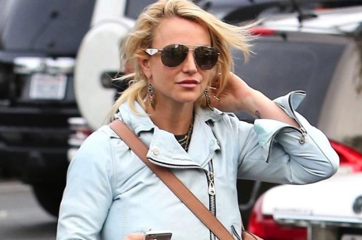 Britney Spears en deuil