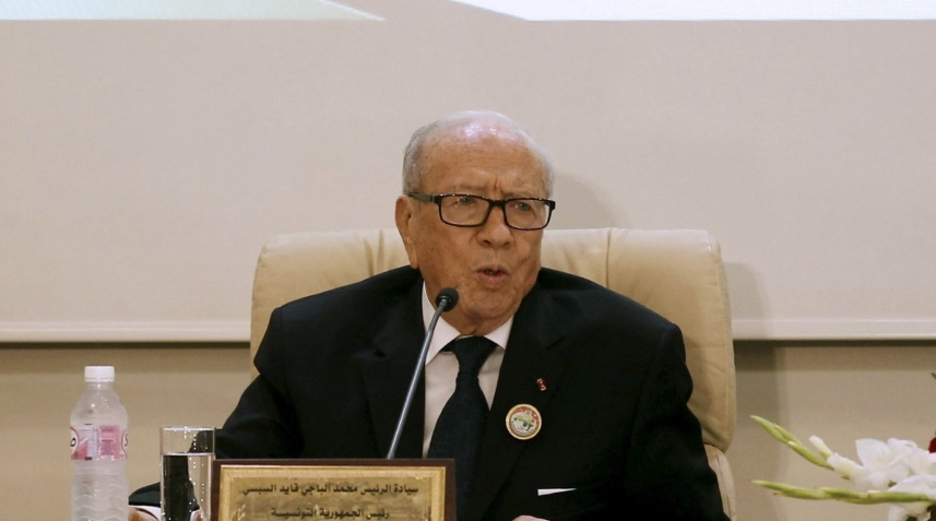 Béji Caïd Essebsi favorable à un gouvernement d'union nationale