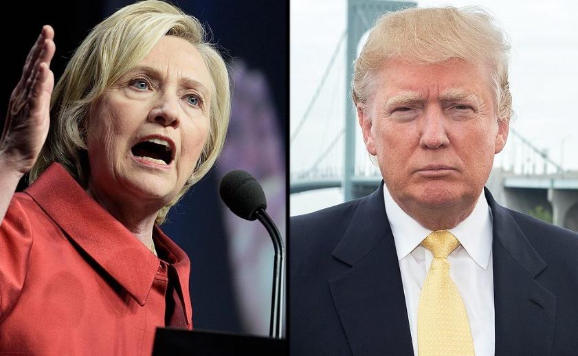 """Hillary Clinton juge le programme de Trump """"dangereux et incohérent"""""""