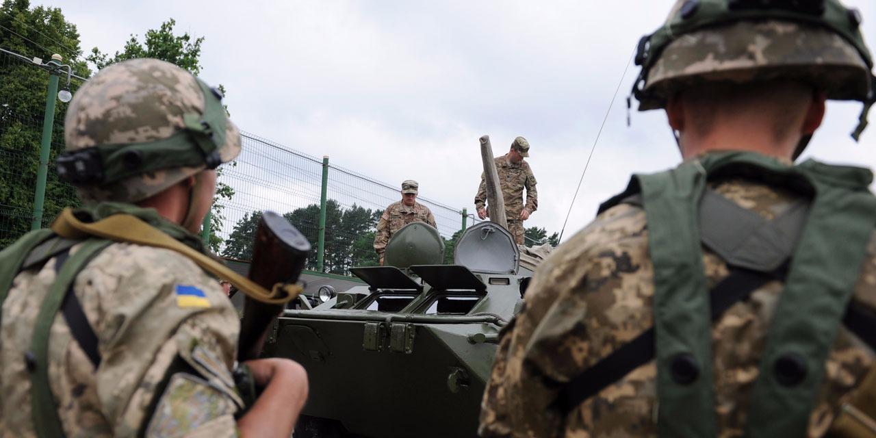 Arrestation en Ukraine d'un ressortissant français présumé terroriste