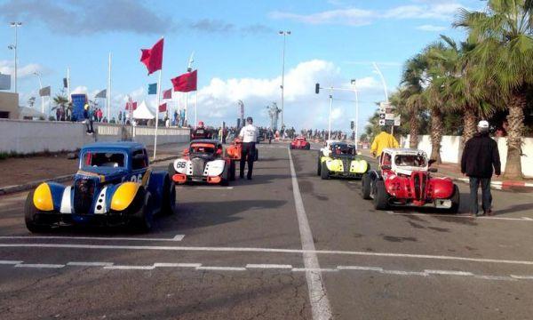 Championnat du Maroc 2016 des circuits de vitesse