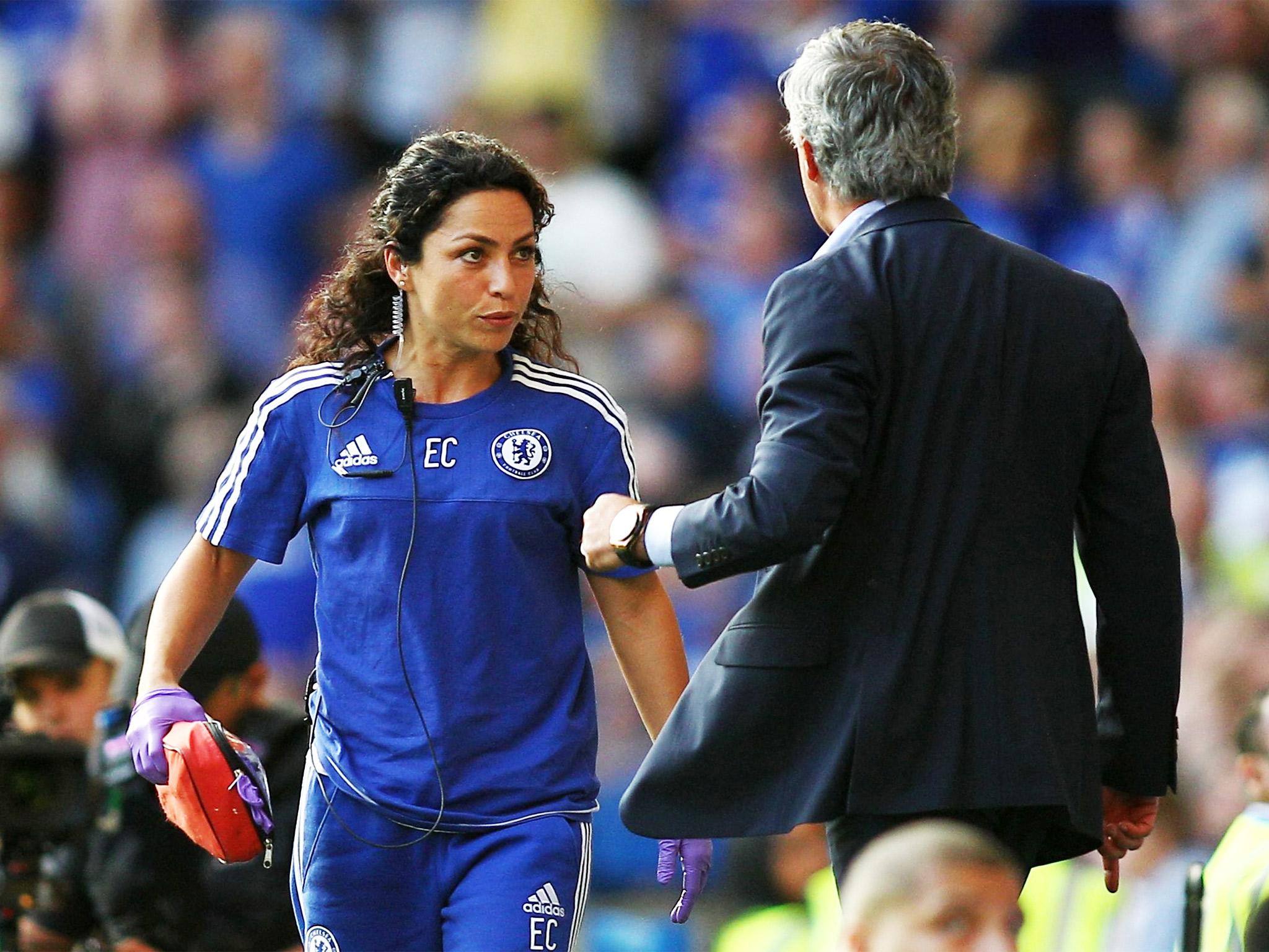 Accord trouvé entre l'ex-médecin de Chelsea et Mourinho
