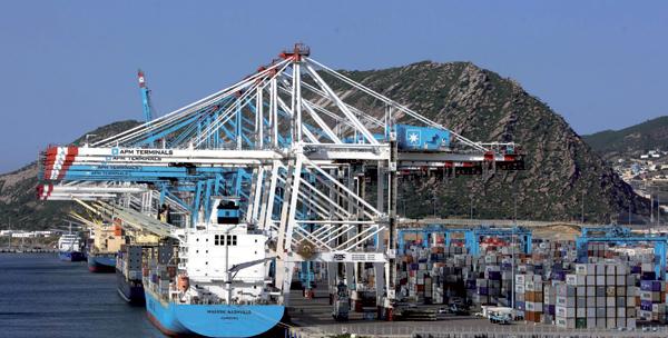 Le Port Tanger Med et le développement économique du Maroc et de l'Afrique
