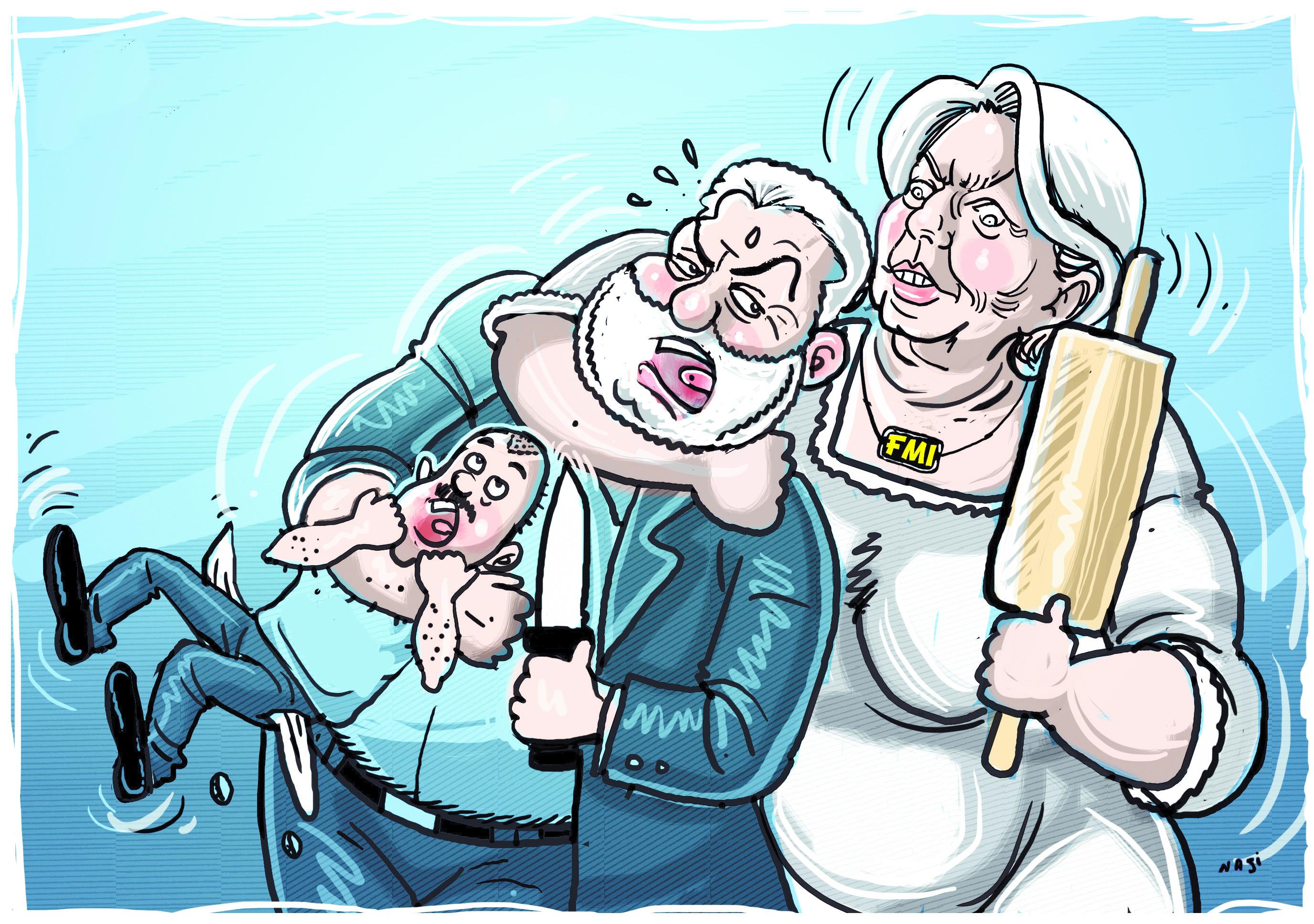 La menace du CDD se concrétise pour les fonctionnaires