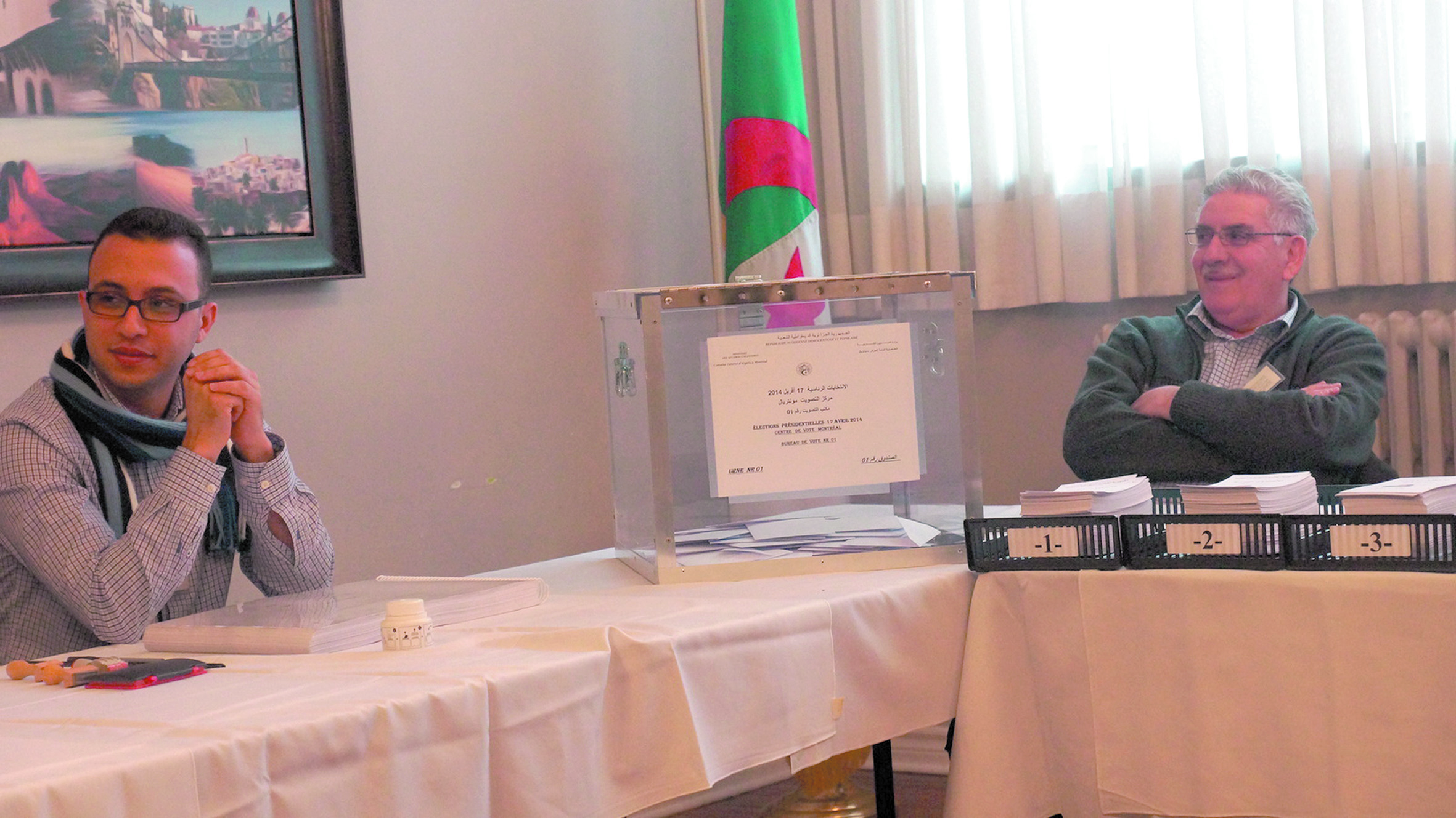 Succession présidentielle en Algérie :  Le peuple bâillonné