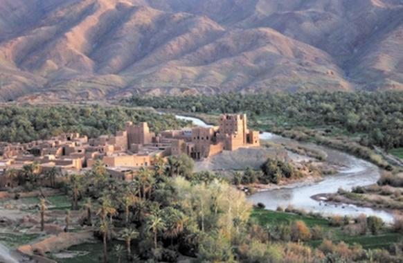 Déficit dans les réserves d'eaux de l'oasis de Tafilalet