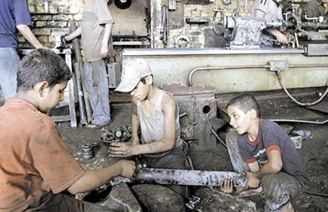Pour l'élimination de l'emploi des enfants dans les chaînes de production