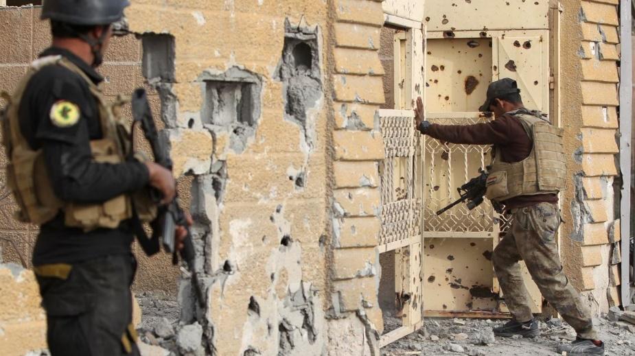 Cinq soldats des forces irakiennes tués dans une attaque de l'EI  à Ramadi