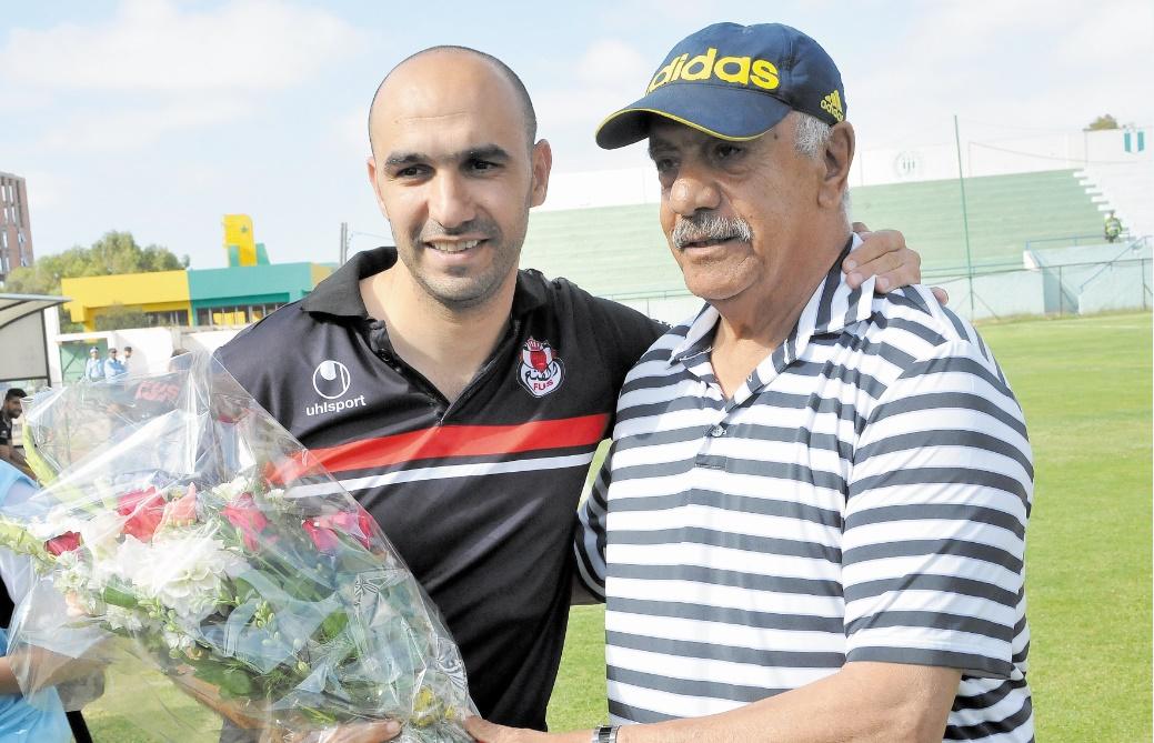 Walid Regragui rempile jusqu'en 2020 avec le FUS