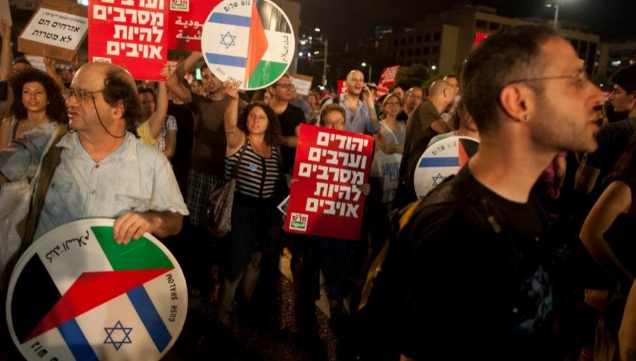 Israël contre l'initiative arabe de paix