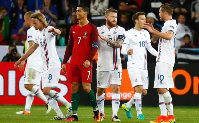 L'Islande recadre le Portugal Bonne entame des Hongrois